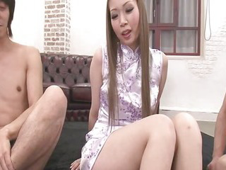 Porno Video of Warm Creampie For Ayumi Kobayashis Pussy