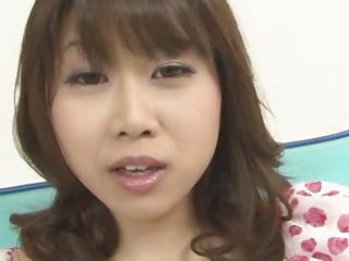 Porno Video of Busty Babe Ririka Suzuki Gets Fingered To Orgasm