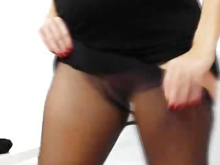 Porn Tube of Hardcore Sex Plus Mind-blowing Redhead In Nylons