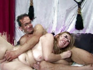 Porn Tube of Real Dutch Whore Fucks And Sucks Cock