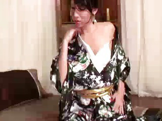 Porn Tube of Hot Ladyboy Fucked By Her Karate Teacher