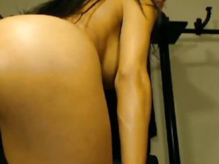 Sex Movie of Gorgeous Sexy Babe Plays Her Tight Pussy
