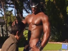 Muscular Black Guy Fuck