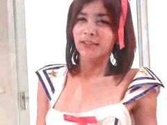 Shemale Teen Nook Anal Bead