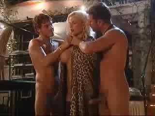 Porn Tube of Gina Wild Gang Bang