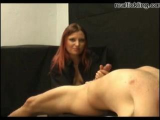 Sex Movie of Katrina Femdom Handjob