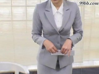 Porno Video of Japanese Bdsm - Office Girl Gang Bang