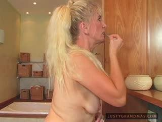 Porn Tube of 60plus Grandma Fresia