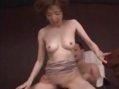 Office slut Kei sex with dick riding