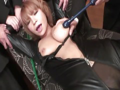 All Hands On Sumire Matsu Armed With Sex Toys