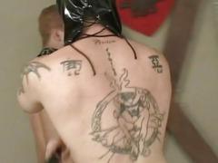 Hardcore Latin Bareback Scene