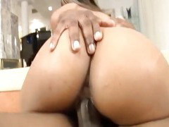 Nadia Phuket gets anal fucked by black dude