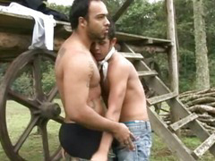 Smooth Hot Latin Guys Suck Cock
