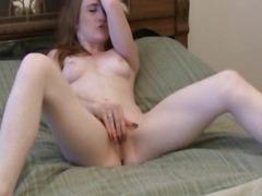 Sexy Horny Girl Solo Masturbation