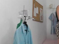 Weird hidden cam hospital video