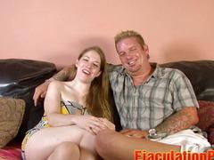 Haley Scott - Big Boobs Blonde Nailed By A Big Cock