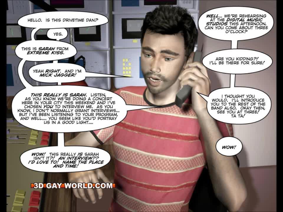 Gay cartoon sex free shemale