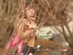 Japanese chick gets screwed hard