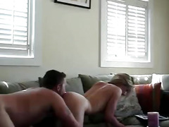 The GF Wanted To Make A Sextape On The Sofa