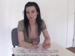 CZasting - Sexy 25 years old vixen