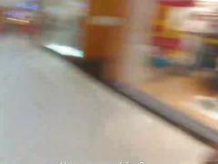Public restroom orgasm