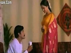 Indian Mallu Maria Hottest sex scene in her Carrier