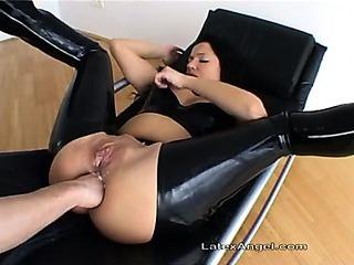 Porno Video of Triple Anal Destruction