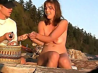 Porno Video of Nudist Beach Canada 6-8