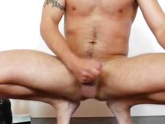 Queer man nylon nylons fetish