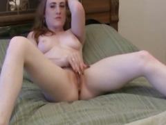 Hot Neighbor Caught In A Pussy Masturbation