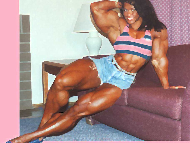 Legendary Muscle Amazons Fbb Female Body Builders Sex Clip Watch Online For Free