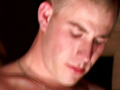 Straight twink amateur tugs till he cums