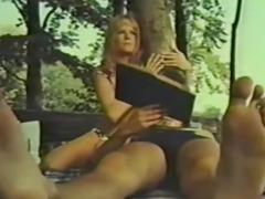 outdoor retro erotica