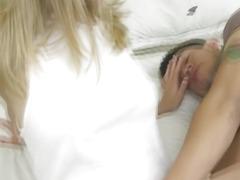 Sleepwalking Guy Scores with Teen Allie Rae