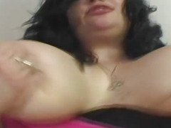 BBW Super Model Teasing for a fuck