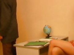 teen Fucks with her teacher
