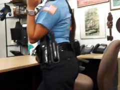 Ms security officer banged by perv pawnkeeper at the pawnshop