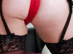 Nice assed Audrey Hollander and Holly Hanna toys butt holes