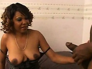 Porn Tube of Tengie Sweet  Ebony Mature Get Pounded