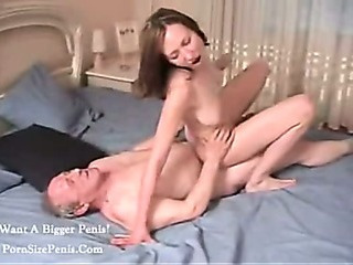 Porn Tube of Old Man Young Chick,..