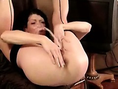 Super Face Squirting!