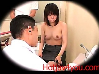 Porn Tube of Japanese Teen Fucked By Gyno Doctor