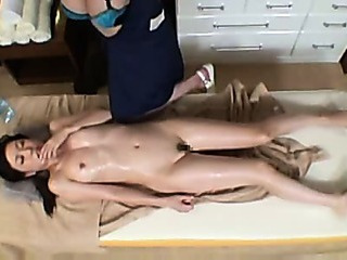 Porno Video of Lesbian Massage Pts-176 P1