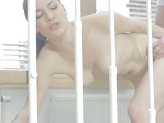 Teen Babe Zuzana Gets Ass Stuffed By Boyfriends Cock