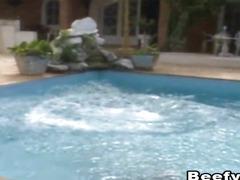 Hot Gay On Pool Fuck Hard
