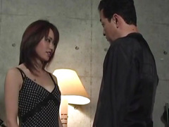Jun Nada in stockings and with hot ass is screwed more and more