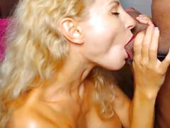 Busty Blonde Babe Wild Sex