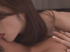 fingering, deep penetration, dick riding, doggy-style, creamed pussy