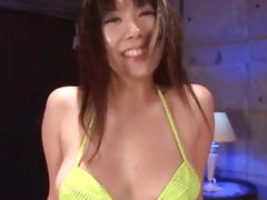 Hina Tokisaka finger fucked and pumped with toys