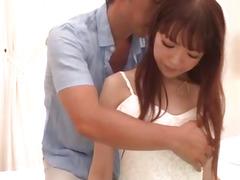Tsurara Junna licked and fucked well by horny guy